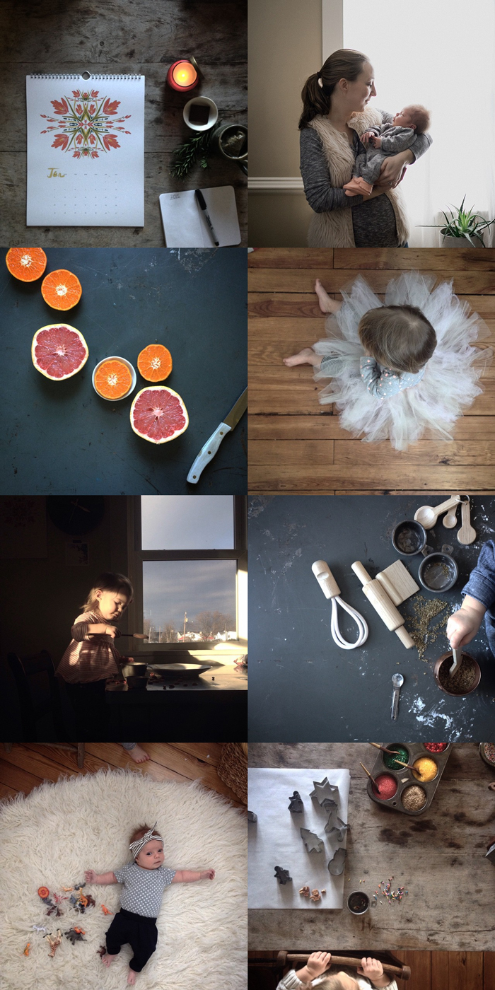 Bloesem kids | Dailysomething's, Rebecca's instagram brings us along on her baking and mommy adventures
