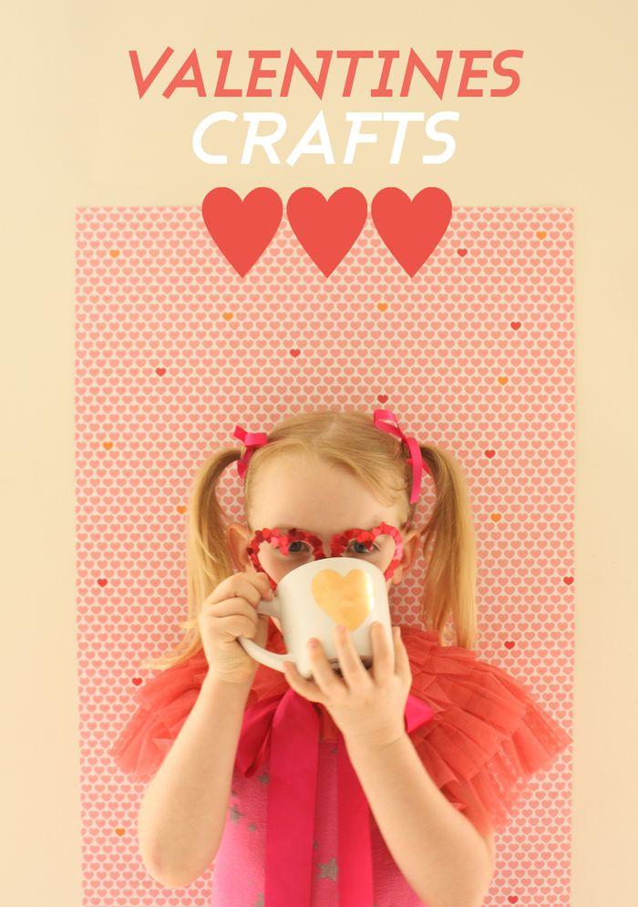 Bloesem Kids | A Crafty Valentine's