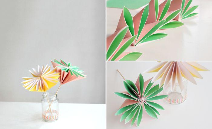 Bloesem kids craft | Making paper flowers in Spring