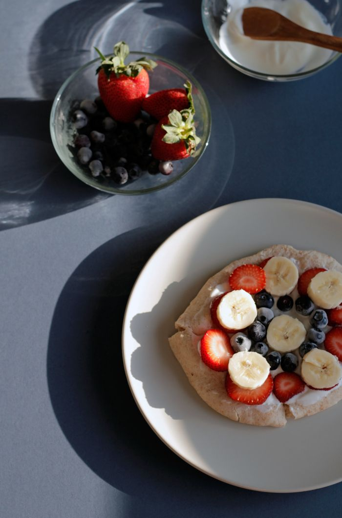 Bloesem kids | Craft Project - Make Your own Fruit Pizza