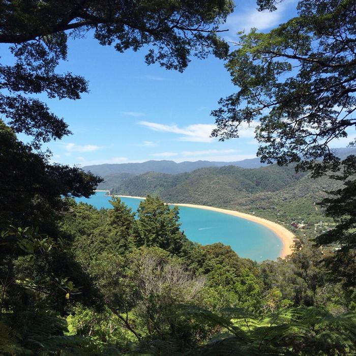 Bloesem kids | Bloesem Gazette: Family vacation to New Zealand | Totaranui