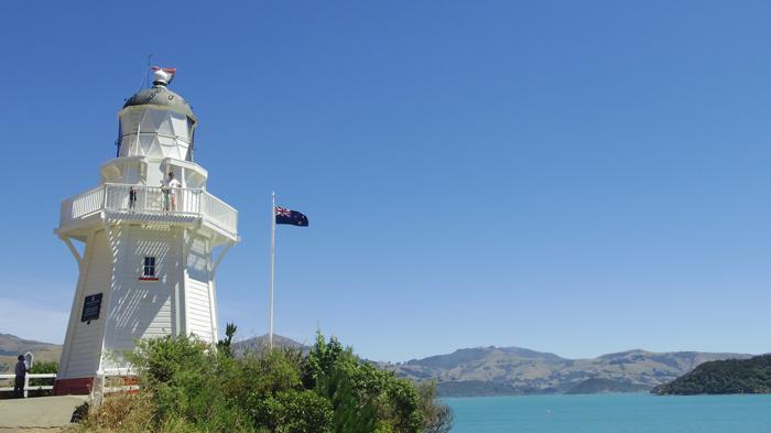Bloesem kids | Bloesem Gazette: Family vacation to New Zealand | Akaroa lighthouse