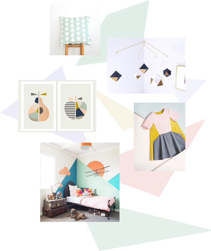 Bloesem Kids | We Like: Geometric Shapes