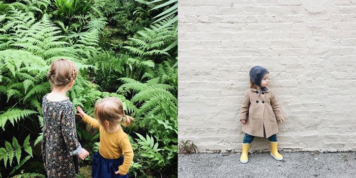 Bloesem Kids | 5 Minimalist Instagram Moms