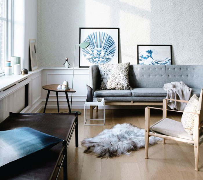 Bloesem Living | Soft blue tones for your home