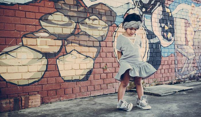 Bloesem kids | Street style by Cavalier kidswear