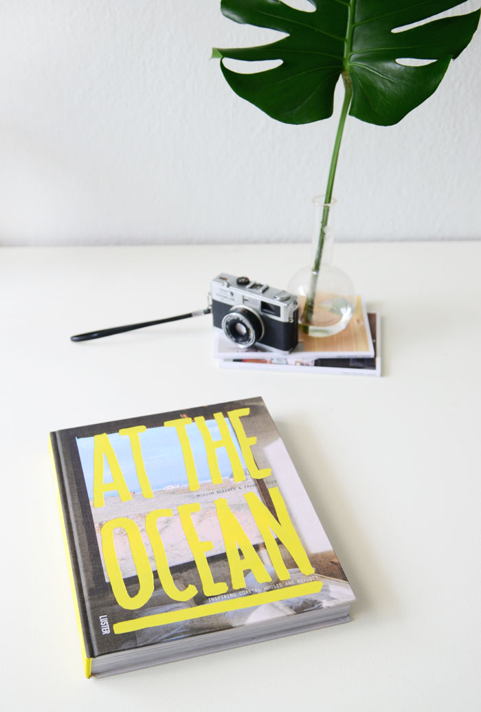Bloesem Living   Read it! Luster series of design books: At the Ocean - a book full of beautiful ocean side interiors
