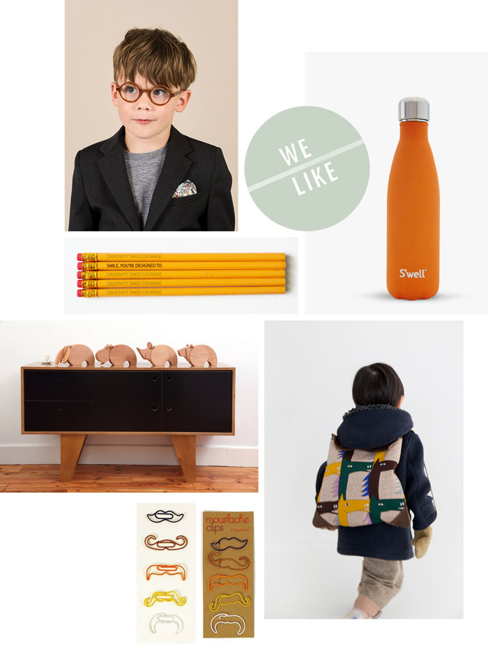 Bloesem kids | We like: Some items that will help school be a bit less work and a little more play