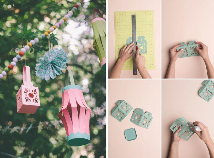 Bloesem Kids | DIY Paper Lanterns