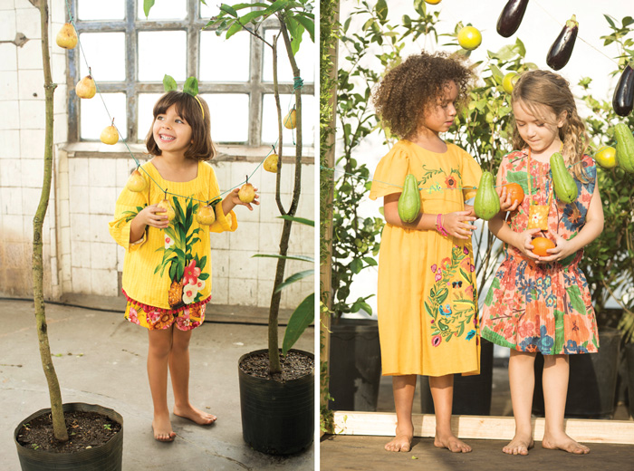 Bloesem kids | Fabula Kidswear Summer 2015