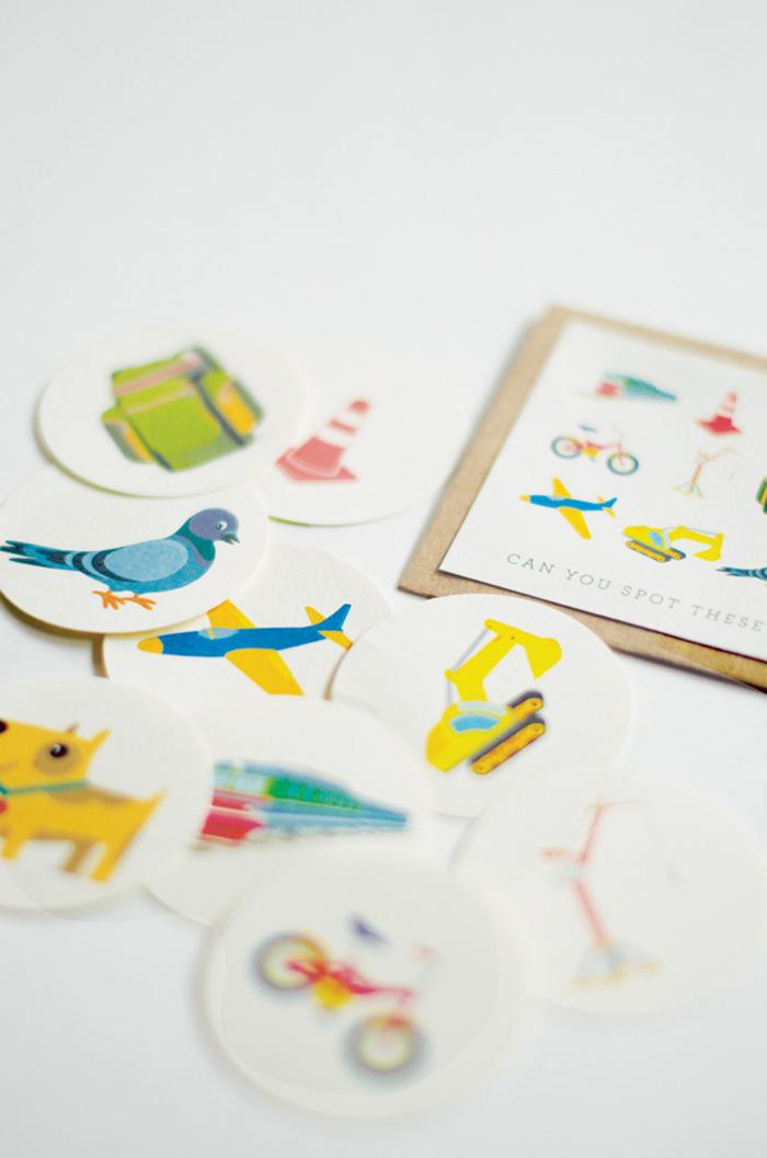 Bloesem kids | Link love: Travel kids game