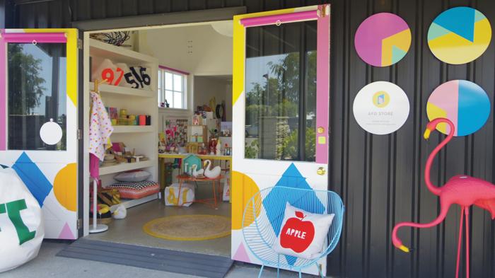 Bloesem kids | Bloesem Gazette: Family vacation to New Zealand | Marlborough Vineyards Vines Village Concept Store