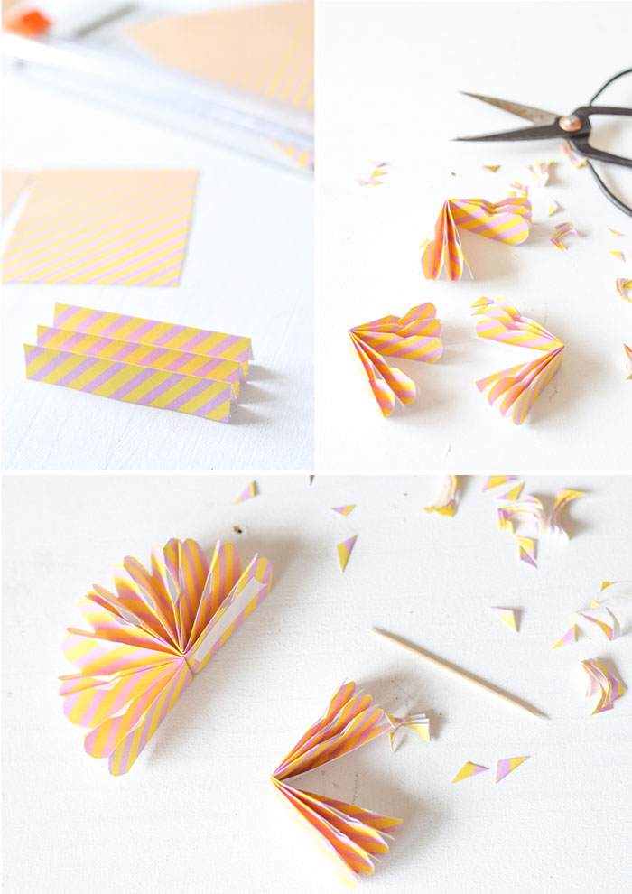 Bloesem kids | DIY craft project: Pinwheel party decoration