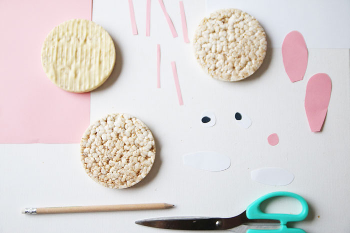 Bloesem Kids | Annelies's DIY Rice Cake Bunnies