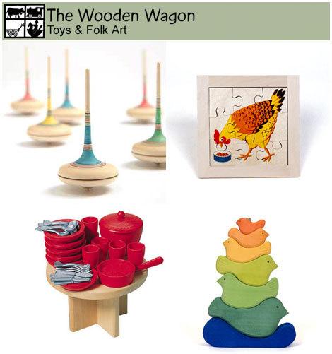 Woodenwagon